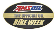 Official Oil Of Daytona Bike Week Logo