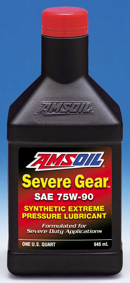 Amsoil Severe Gear 75w 90 >> Technilube.com - Amsoil Products for All Harley Davidson ...